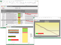 Projango - visual work management for agile teams | report generation | spreadsheets | Excel export